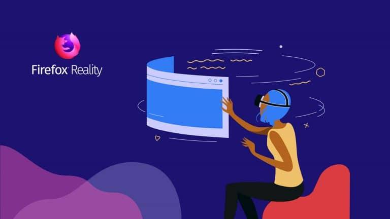 firefox reality navigateur web casques vr autonomes