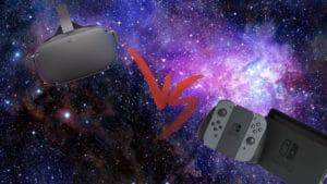 oculus quest vs nintendo switch