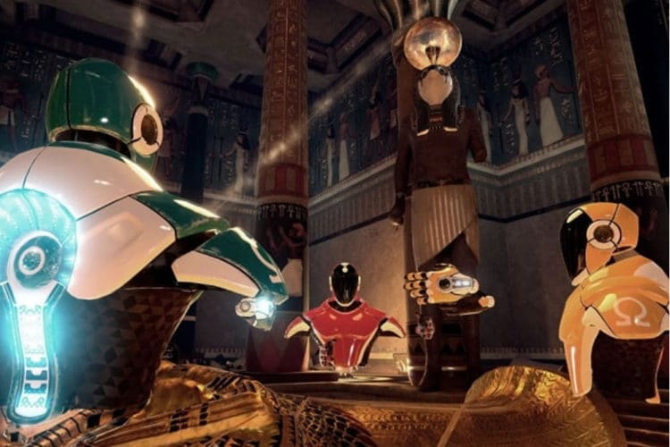 Ubisoft réalité virtuelle
