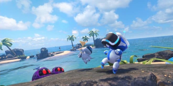 astro bot rescue mission metacritic