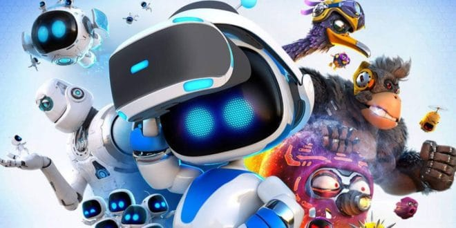 astro bot rescue mission test psvr