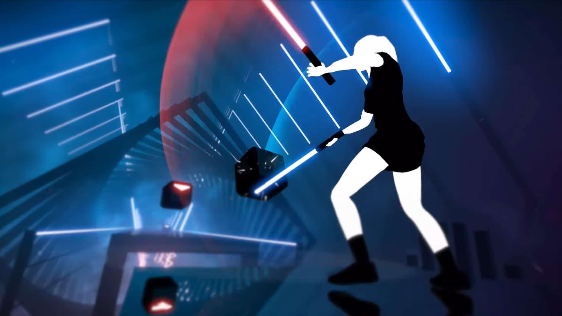 Steam : Beat Saber VR est le 7ème jeu le mieux noté de ...