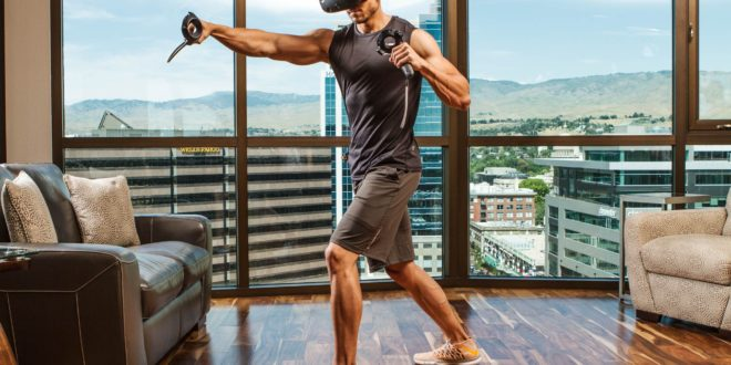 exercice physique vr