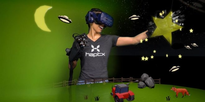 haptx glove development kit