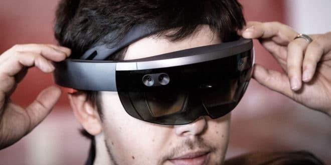 HoloLens 2 sortie en 2019