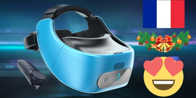 htc vive focus france noël