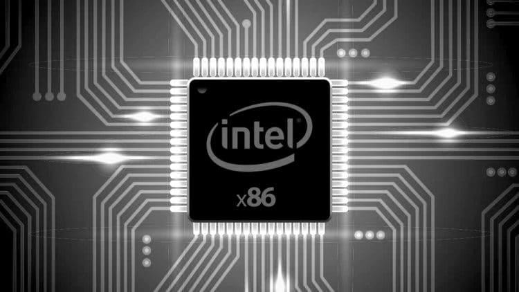 intel x86