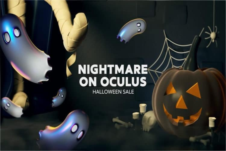 Promotions VR pour Halloween