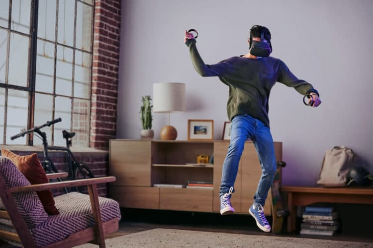 Ventilateur interne Oculus Quest