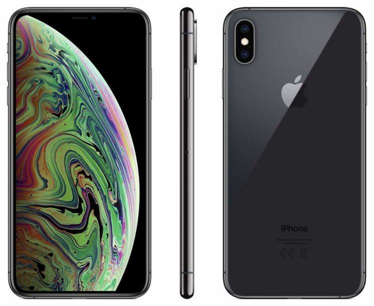 l'iphone XS Max à -24% pour le black friday sur amazon