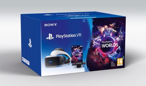 pour le Black friday Sony lance une remise sur son pack PlayStation VR
