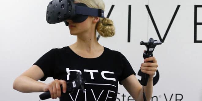 Dépôt marque Vive Cosmos HTC