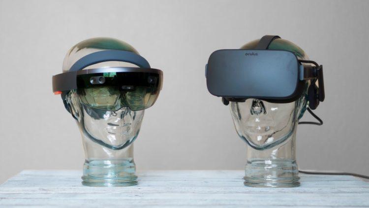 hololens vs oculus