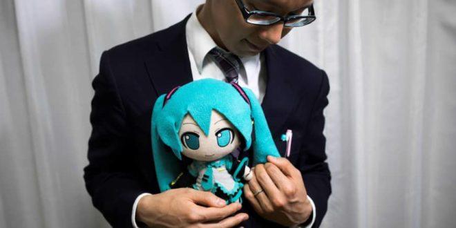 réalité virtelle japon hatsune miku mariage