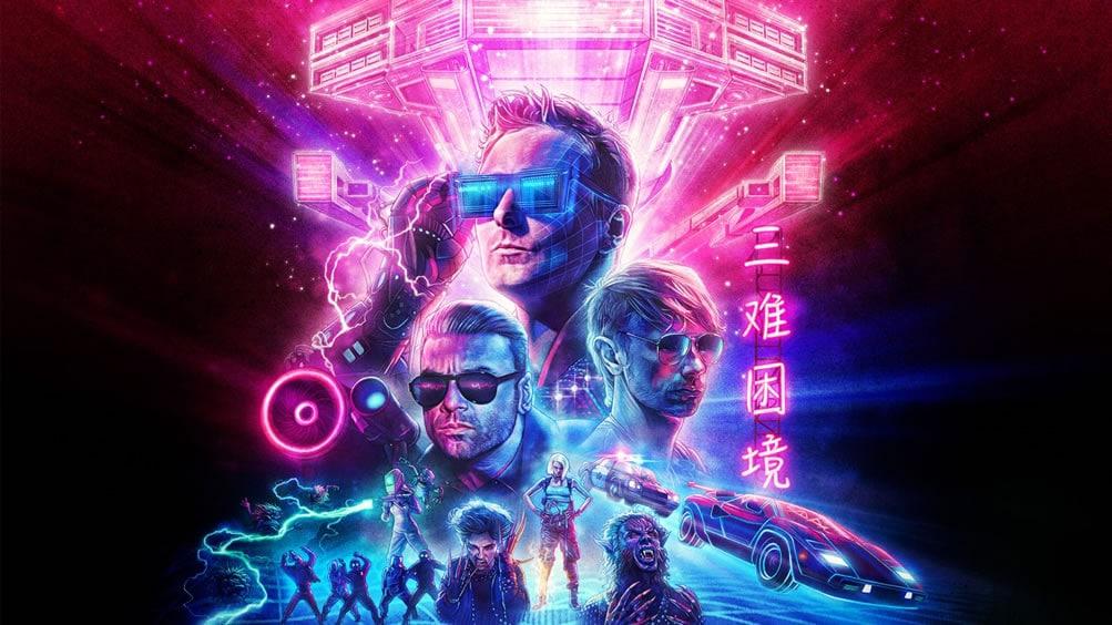 Muse expérience en réalité virtuelle concerts tournée 2019