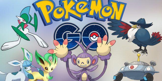 Pokémon Go Comment Utiliser La Pierre Sinnoh Pour Les évolutions Gen 4