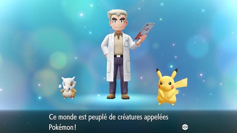 pokemon let's go evoli debut