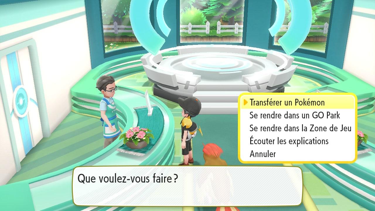 pokemon let's go go park