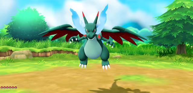 pokemon let's go shiny