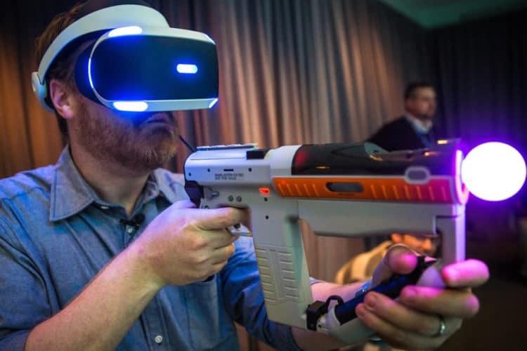 Promotions prix cassés Black Friday PlayStation VR