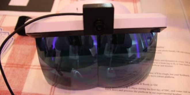 Samsung réalité augmentée conférence