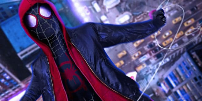 spider verse ar sony spiderman
