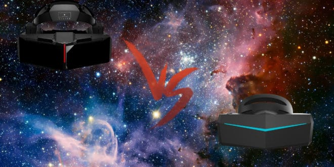 starvr one vs pimax 8K
