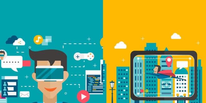 vs vs ar réalité augmentée