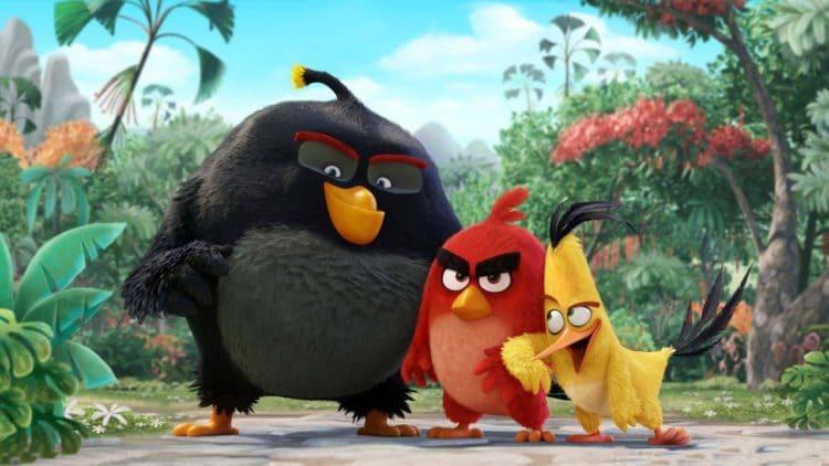 angry birds vr succès