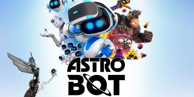 astro bot game awards 2018