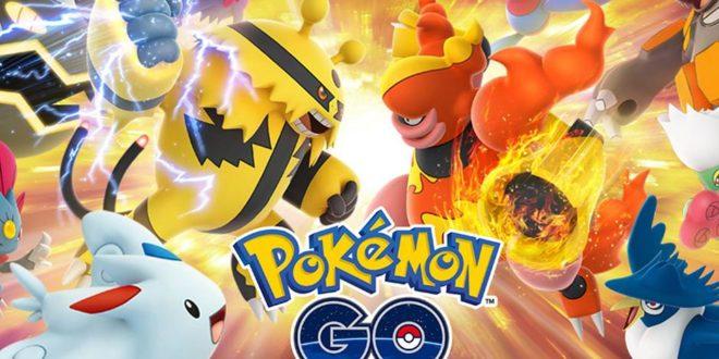 Combats de dresseurs PVP Pokémon Go