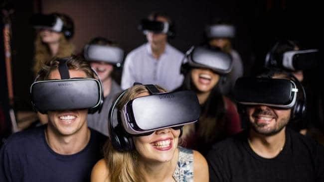 Découvrir la réalité virtuelle en famille VR