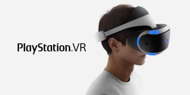 PS VR Awards gagnants