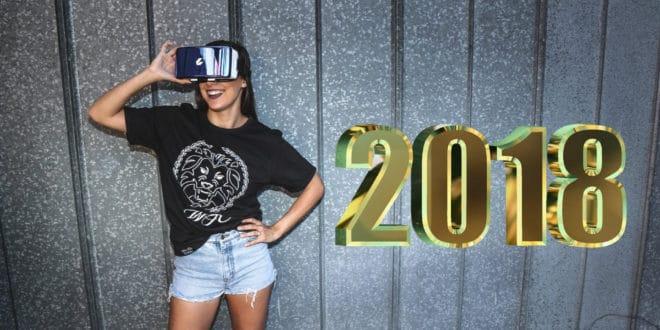 réalité virtuelle augmentée 2018 bilan vr ar