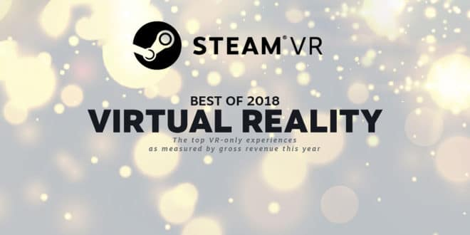 steam valve jeux vr 2018