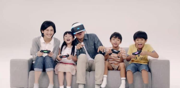 VR famille amis réalité virtuelle