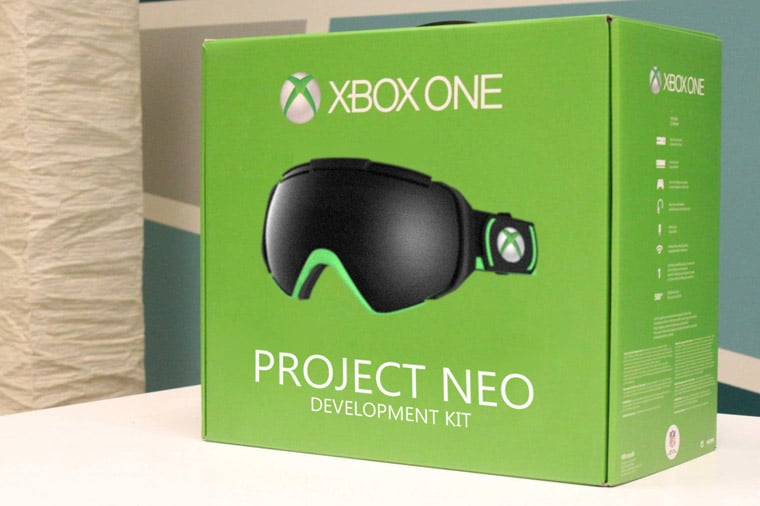 xbox one project neo