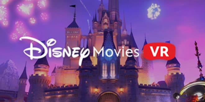 Disney court métrage réalité virtuelle