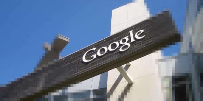 Google compression fovéale