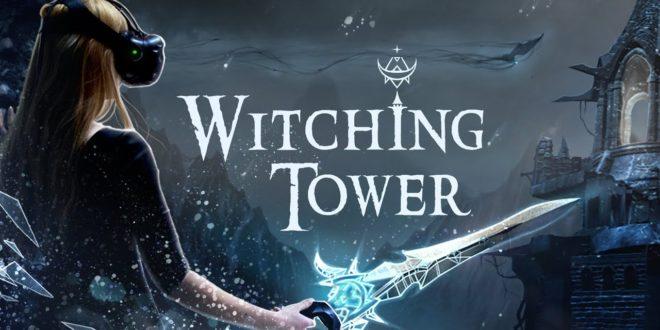 Witching Tower est un bon jeu qui manque tout de même de confort de jeu