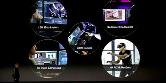 Nvidia réalité virtuelle