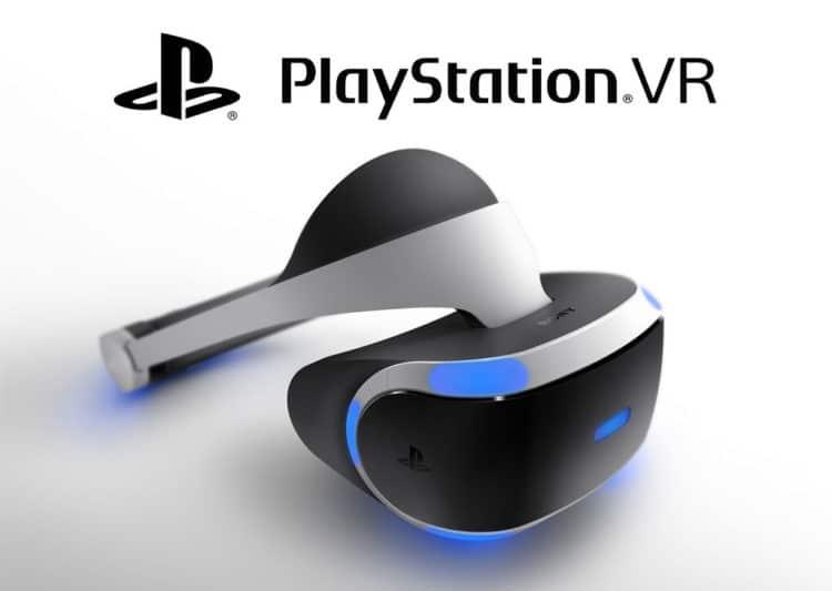 Sony PLayStation VR jeux