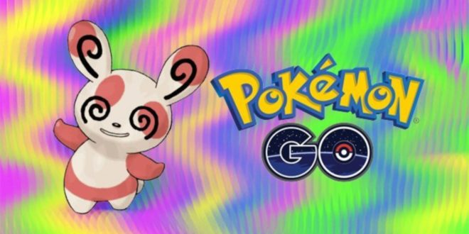 spinda pokémon go