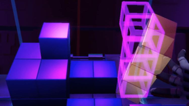 tetris block vr