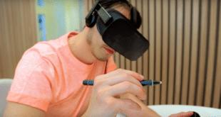 Massless crayon pour la réalité virtuelle