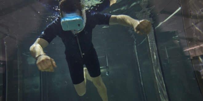 The Dolphin Swim Club à Laval Virtual ©prisma