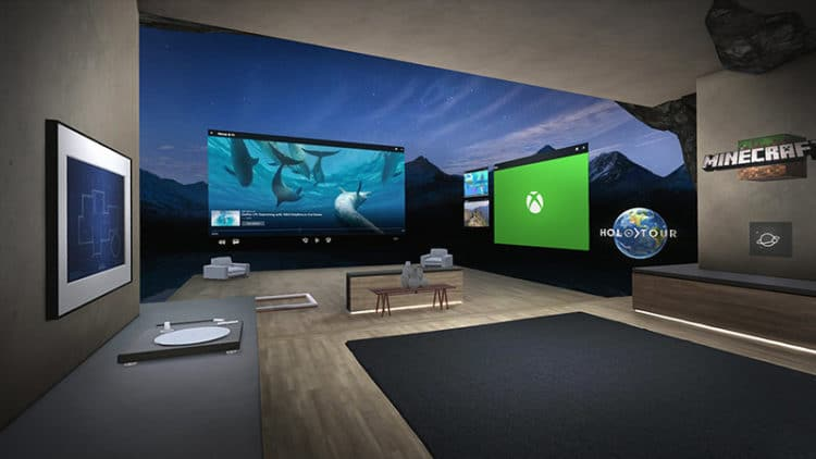 Mise à jour Windows 10 réalité mixte