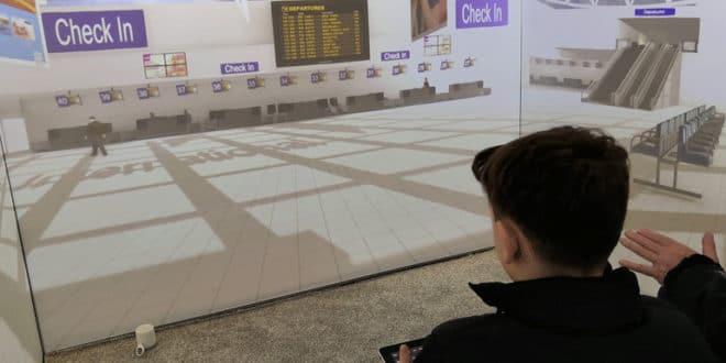 réalité virtuelle autisme