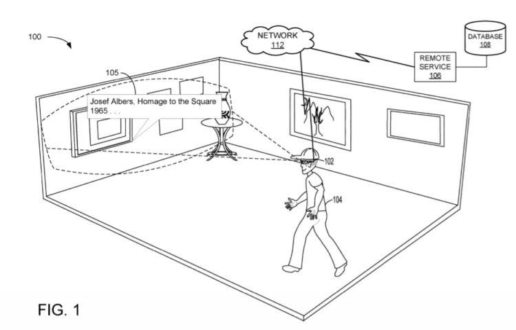 Brevet HoloLens 2