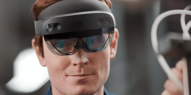 Champ de vision HoloLens 2